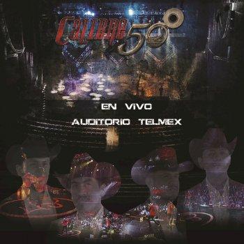 Aunque Ahora Estés Con Él (En Vivo Auditorio Telmex) by Calibre 50 - cover art