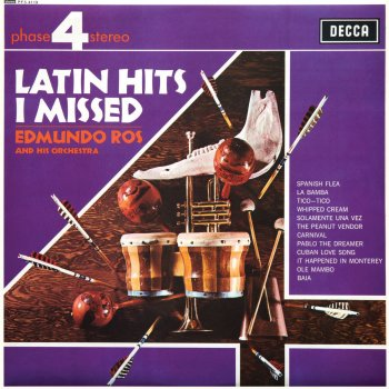 Latin Hits I Missed Solamente Una Vez - lyrics