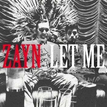 Let Me lyrics – album cover
