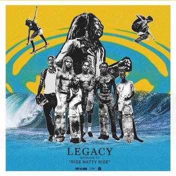 Testi Bob Marley Legacy: Ride Natty Ride