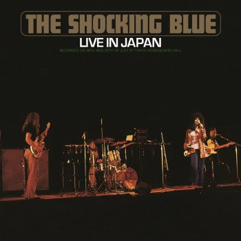 Live In Japan - cover art