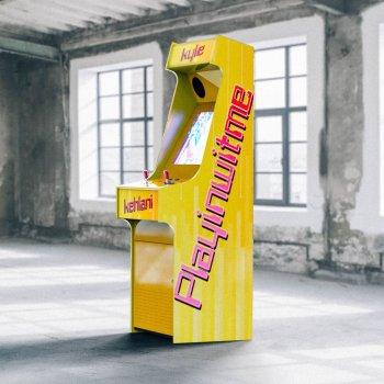 Playinwitme lyrics – album cover