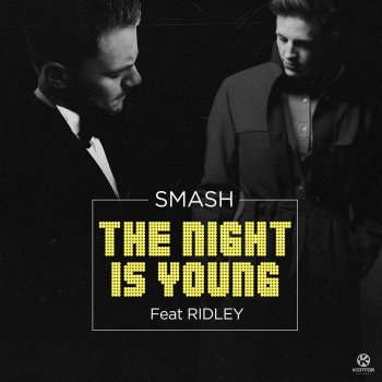 The Night Is Young lyrics – album cover
