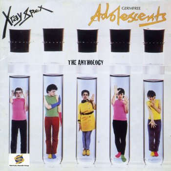 Testi Germ Free Adolescents: The Anthology