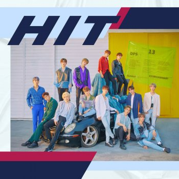HIT by SevenTeen - cover art