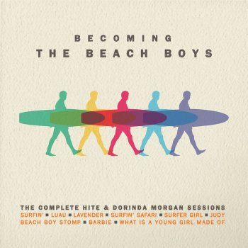 Testi Becoming The Beach Boys: The Complete Hite & Dorinda Morgan Sessions