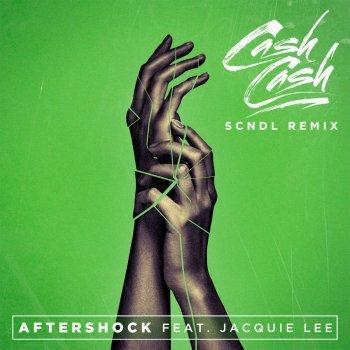 Testi Aftershock (feat. Jacquie Lee) [SCNDL Remix]