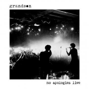 Testi no apologies live EP