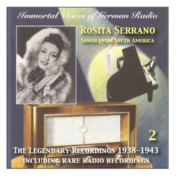 Testi Immortal Voices Of German Radio: Rosita Serrano, Vol. 2 (Legendary Recordings 1938-1943)