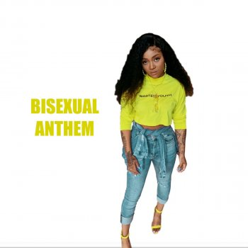 Bisexual Anthem lyrics – album cover