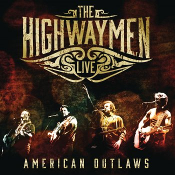 Live - American Outlaws - cover art