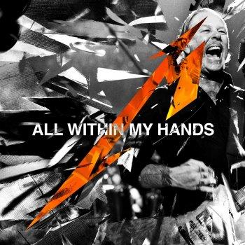 Testi All Within My Hands (Live) [Radio Edit] - Single