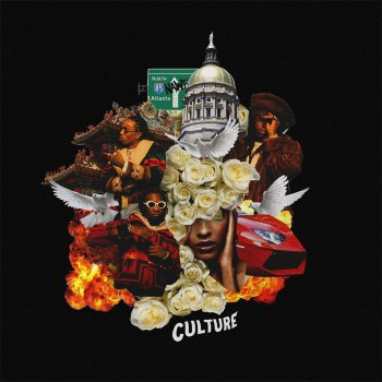 Bad and Boujee (feat. Lil Uzi Vert) by Migos feat. Lil Uzi Vert - cover art