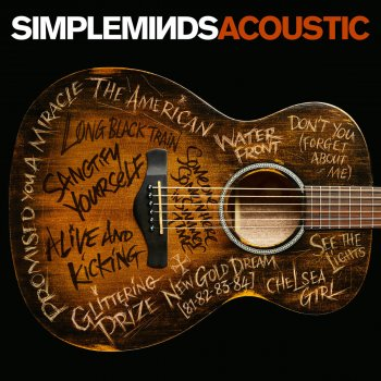 Testi Simple Minds Acoustic
