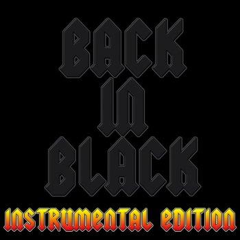 Testi Back In Black (Instrumental Edition)