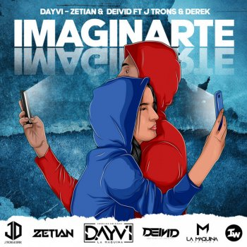 Testi Imaginarte (feat. J Trons & Derek) - Single