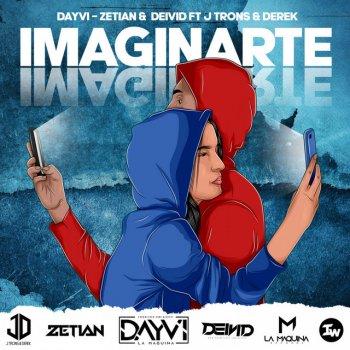Testi Imaginarte (feat. J Trons & Derek) - Single