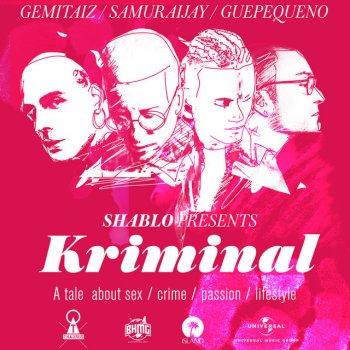 Testi Kriminal (feat. Samurai Jay) - Single
