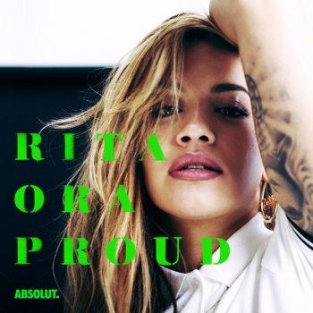 Testi Absolut Presents Rita Ora: PROUD