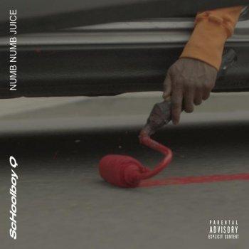 Numb Numb Juice lyrics – album cover