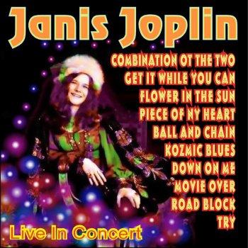 Testi Janis Joplin Live in Concert