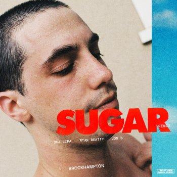 Testi SUGAR (Remix) [feat. Dua Lipa] - Single