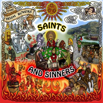 Saints and Sinners - cover art