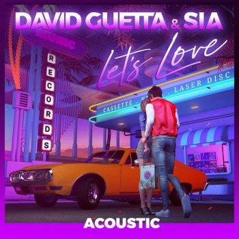 Testi Let's Love (Acoustic) - Single