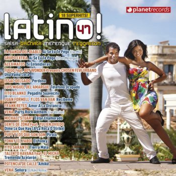Latino 47 : Salsa Bachata Merengue Reggaeton Various Artists - lyrics