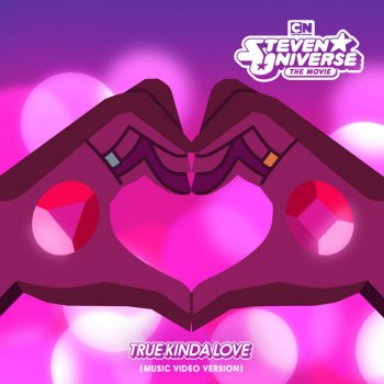 Testi True Kinda Love (feat. Estelle & Zach Callison) Music Video Version [Bonus Track] [From Steven Universe the Movie]