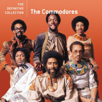 Testi The Commodores: The Definitive Collection