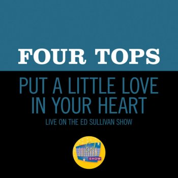 Testi Put A Little Love In Your Heart (Live On The Ed Sullivan Show, November 8, 1970) - Single