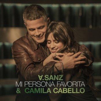 Mi Persona Favorita by Alejandro Sanz feat. Camila Cabello - cover art