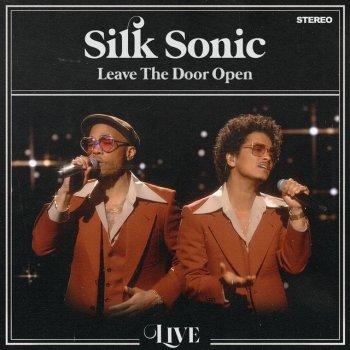 Testi Leave The Door Open (Live) - Single