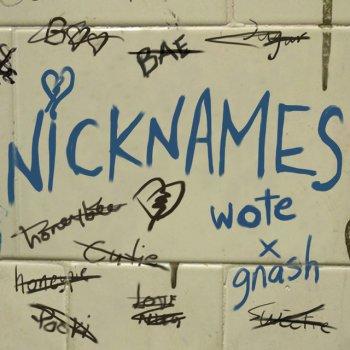 Testi Nicknames (feat. gnash) - Single