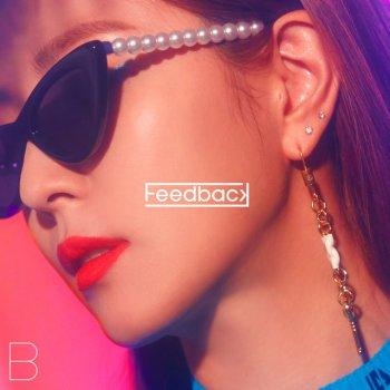 Feedback by BoA feat. Nucksal - cover art