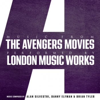 Testi Music from the Avengers Movies