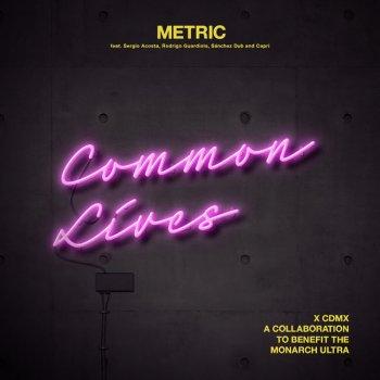Testi Common Lives (feat. Sergio Acosta, Rodrigo Guardiola, Sanchez Dub & Capri) - Single