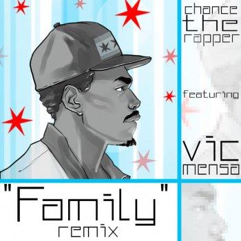 Testi Family (Blended Babies Remix) [feat. Vic Mensa]