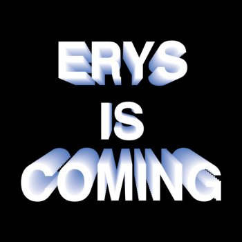 ERYS IS COMING lyrics – album cover