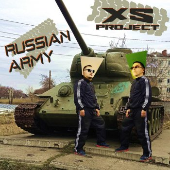 Testi Russian Army - Single
