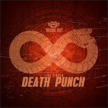 Five Finger Death Punch -                            cover art