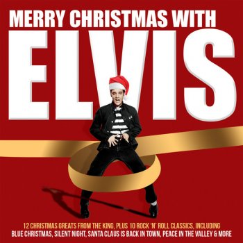 Merry Christmas with Elvis - cover art