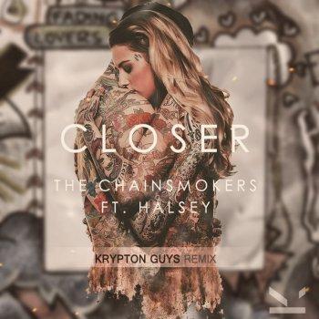 The Chainsmokers Closer - KRYPTON GUYS Remix (Testo