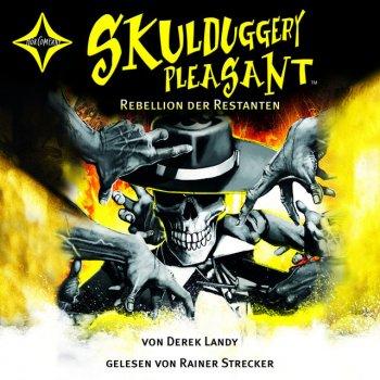 Testi Skulduggery Pleasant - Rebellion der Restanten (Folge 5)