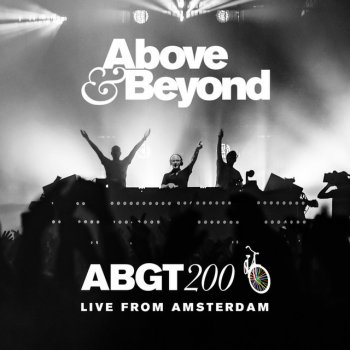 Group Therapy 200 Live from Amsterdam by Above Beyond album