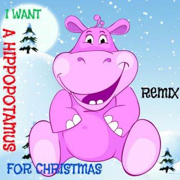 Testi I Want a Hippopotamus for Christmas (Remix Version)