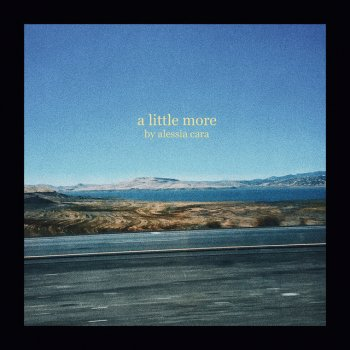 A Little More lyrics – album cover