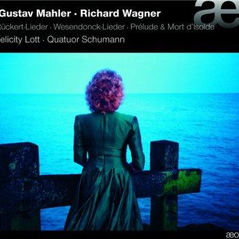 Testi Mahler & Wagner: Rückert-Lieder, Wesendonck-Lieder, Prélude & Mort d'Isolde