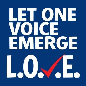 Testi L.O.V.E. (Let One Voice Emerge) [feat. Patti Austin, Shiela E, Siedah Garrett, Lalah Hathaway, Judith Hill & Keke Palmer]